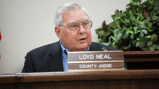 Loyd Neal File