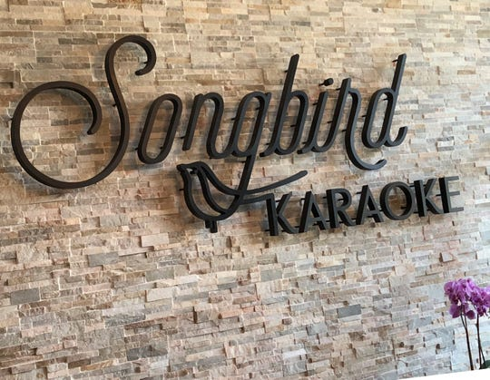 The owners of Songbird Karaoke spent a year renovating the old masonic hall at 790 Haddon Ave. in Collingswood.