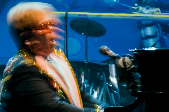 Elton John Farewell Yellow Brick Road Tour Comes To
