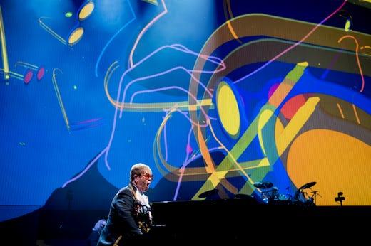 Elton John Adds Second Nashville Concert To Tour