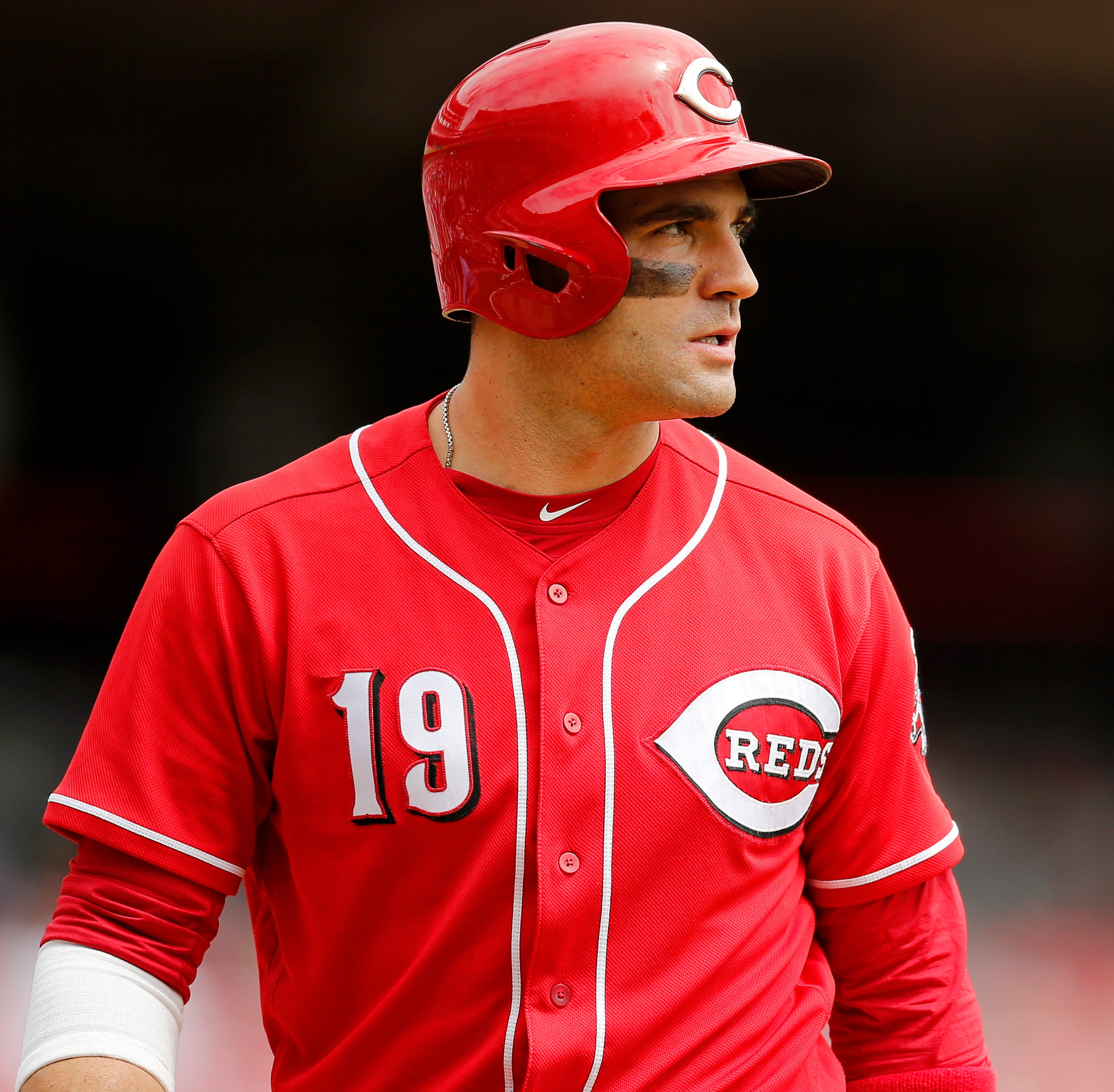 Cincinnati Reds star Joey Votto says he's 'proud' of Bryce Harper and Manny Machado for standing ground with contracts