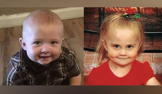 Ripley County Prosecuting Attorney Ric Hertel says the juvenile sibling of 23-month-old Desiree McCartney and 11-month-old Nathaniel Ritz is a suspect in their death.