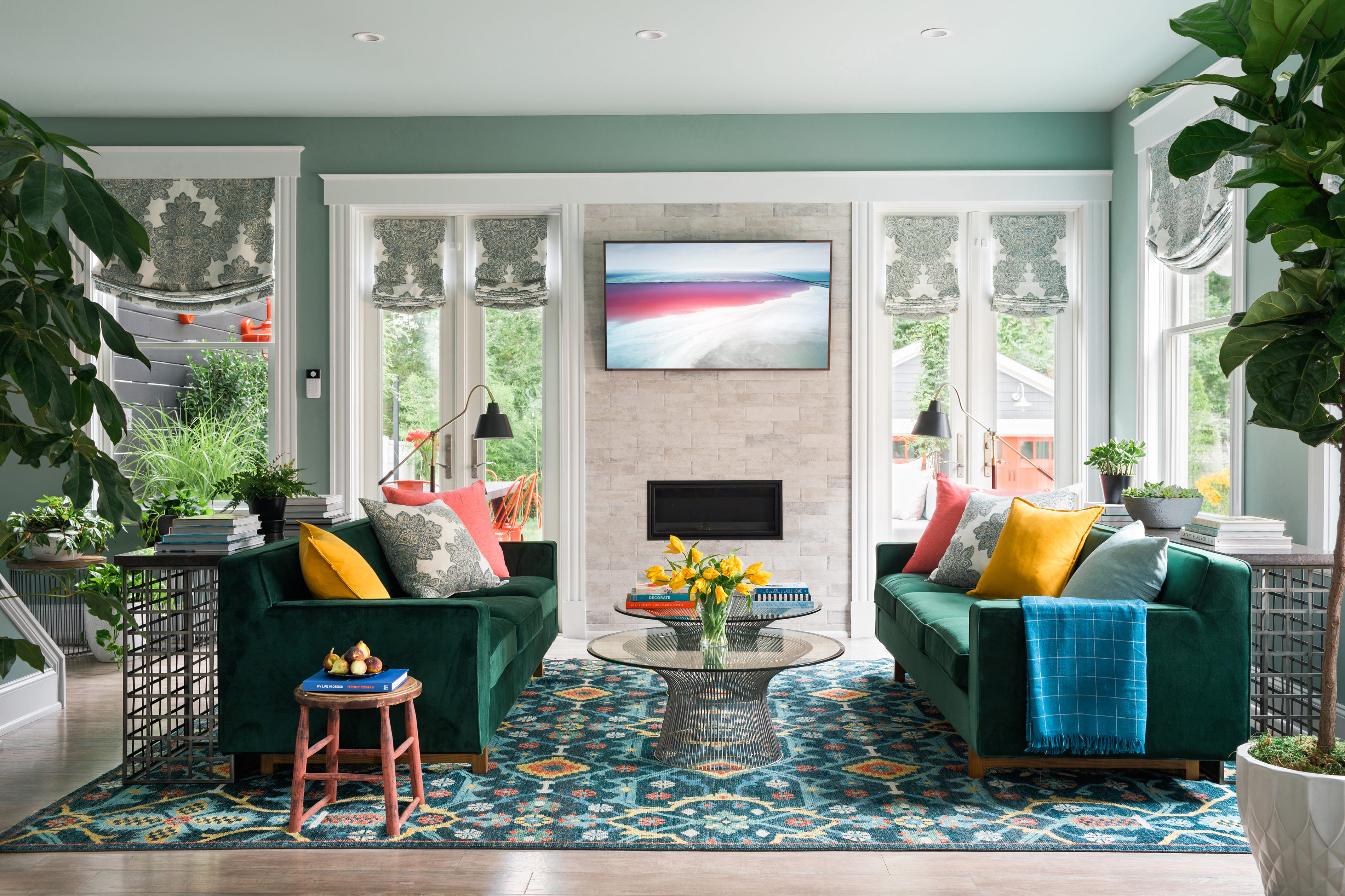 HGTV Urban Oasis 2018 TV Special Featuring Oakley Home Airs Wednesday,  Sweepstakes Underway