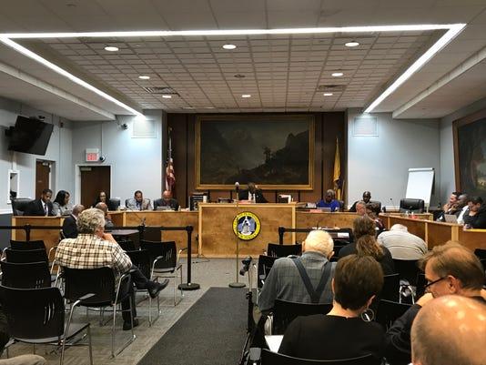 Plainfield City Council