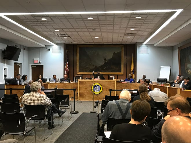 Plainfield City Council at its Tuesday, Sept. 11 meeting approving the ordinance amending the city's charter.