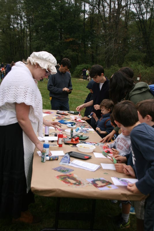 Volunteers sought for 1770s Festival PHOTO CAPTION