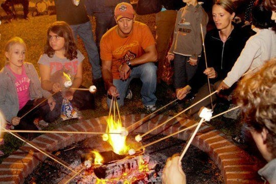 Union County's Hayrides and Campfires will be Oct. 4 at Warinanco Park, Roselle, and Oct. 6, 11, 13 and 18 at Trailside Nature & Science Center, Mountainside.