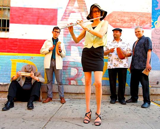 Metrotang will perform Sept. 15 at RiverFest Art & Music Fair in downtown Bound Brook.