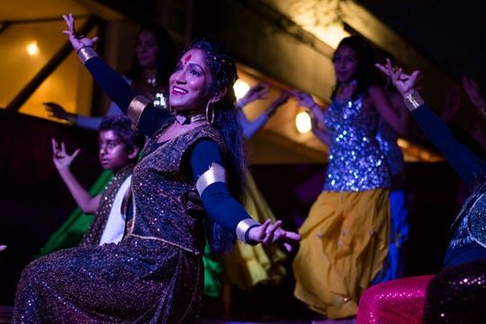 "Princeton Arts Council's ""An Evening With Bollywood: A Celebration of Indian Culture"" will be Sept. 22 at Princeton Shopping Center."