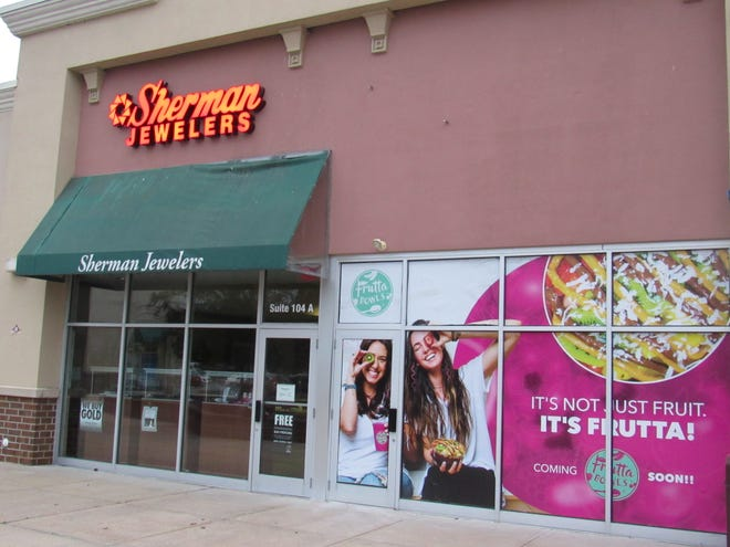 Frutta Bowls will be opening in the Flemington Marketplace on Route 202, next to Sherman Jewelers.