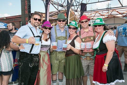 Oktoberfest in Full Swing