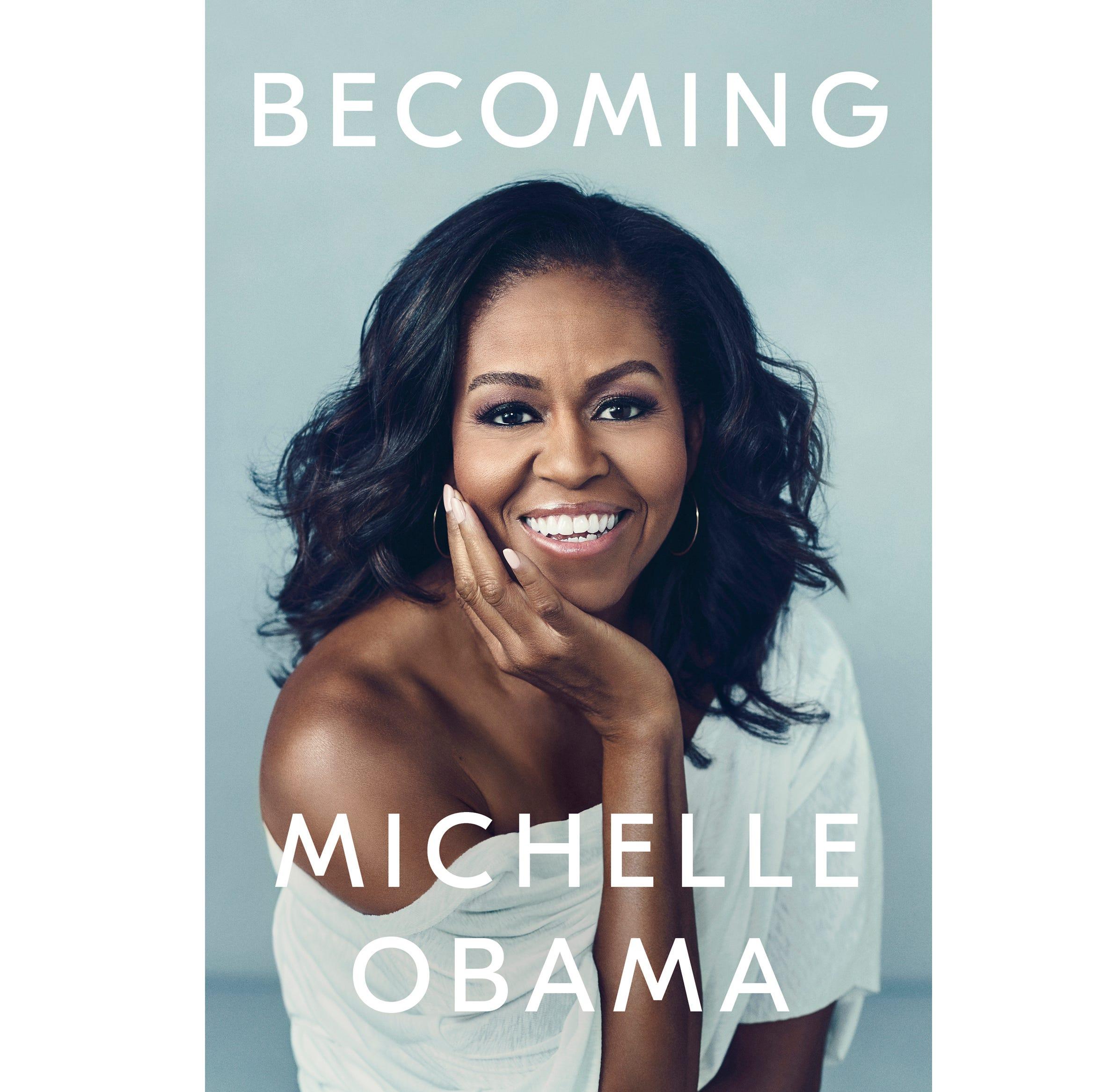 Michelle Obama bringing book tour to Detroit's Little Caesars Arena