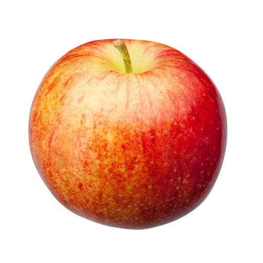 Jonagold apples are larger in size.