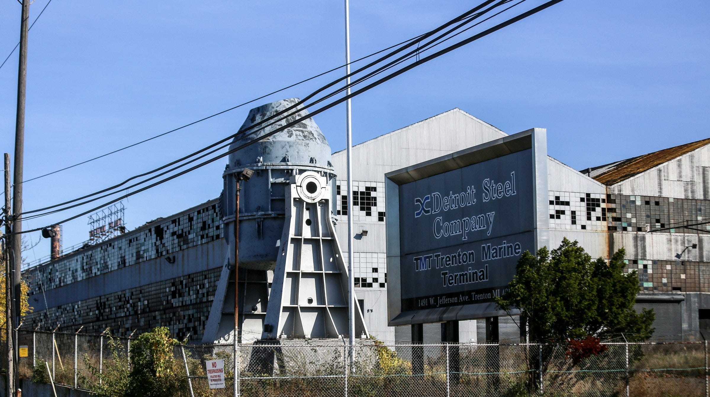 McLouth Steel site could get millions in federal funds for cleanup