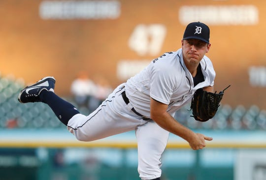 3. Jordan Zimmermann: Third season with the Tigers was his best. But a reminder: has two years and $50 million left on his deal.