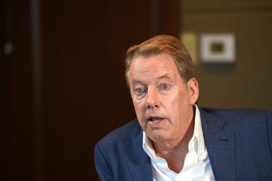 Bill Ford, executive chairman of Ford Motor Co.