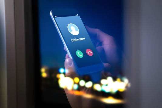 Unknown Number Calling In The Middle Of The Night Phone Call From Stranger