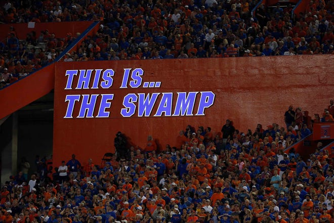 "The CSU football team plays at ""The Swamp"" against Florida at 2 p.m. Saturday."