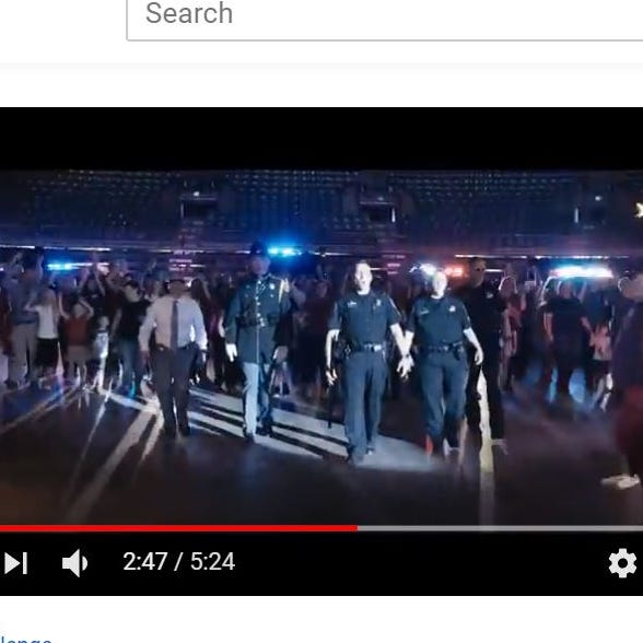 Larimer County Sheriff's Office lip sync video up for a vote on CBS