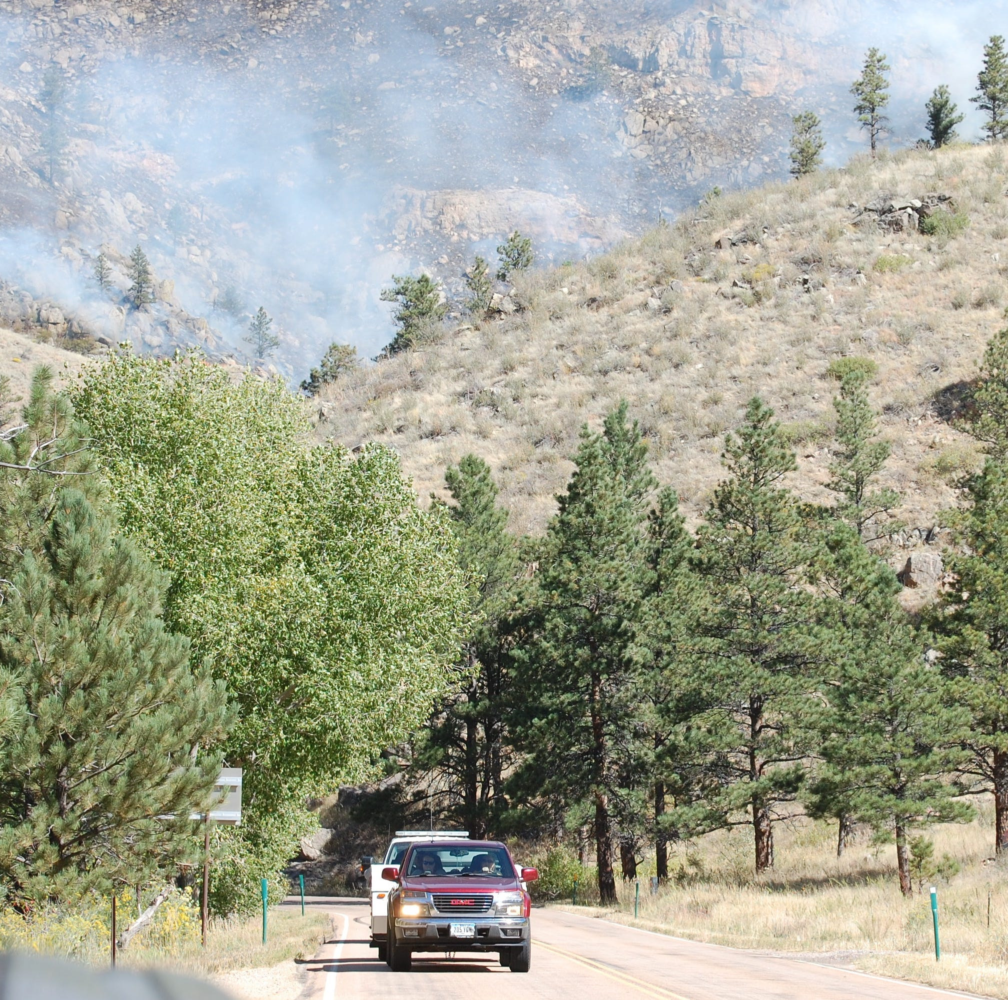 Colorado wildfires: As Seaman Fire wanes, others loom larger