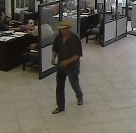 Authorities believe this is Edward J. Reynolds.
