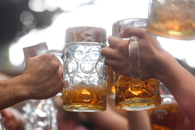 There's no shortage of Oktoberfest celebrations in the Green Bay area in the next two weekends.