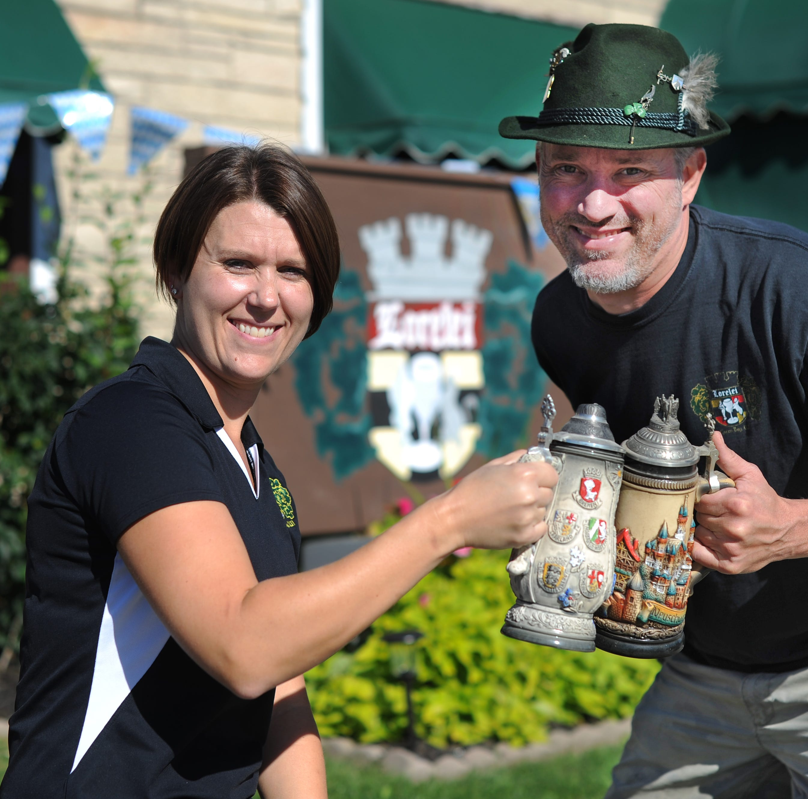 If you've got the stein, local Oktoberfests have the beer, bands and brats