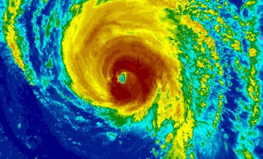 Florence Satellite Image