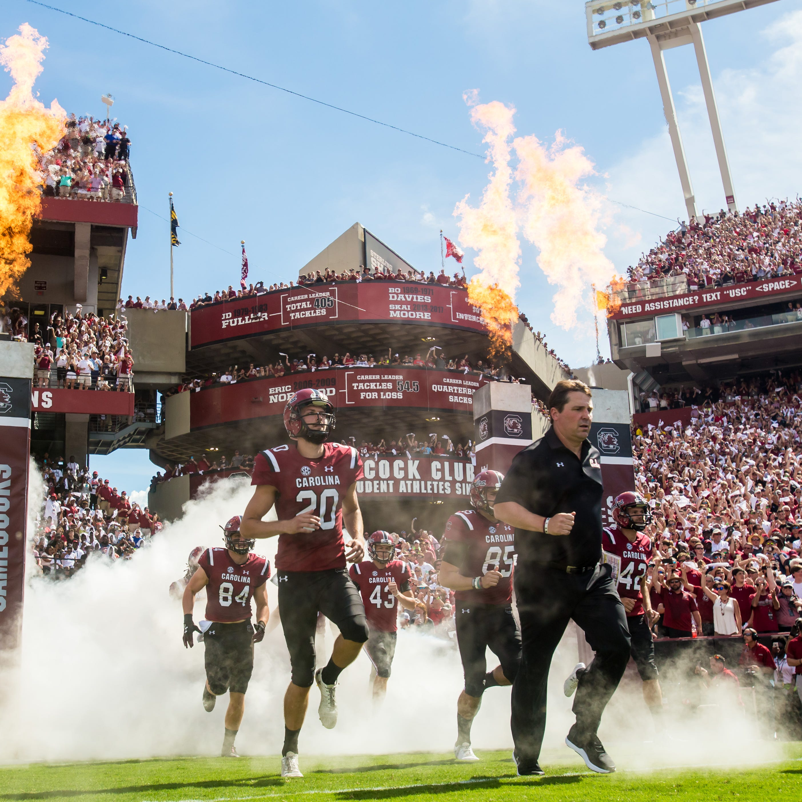 USC, Clemson could earn millions on naming rights for Williams-Brice, Memorial Stadium