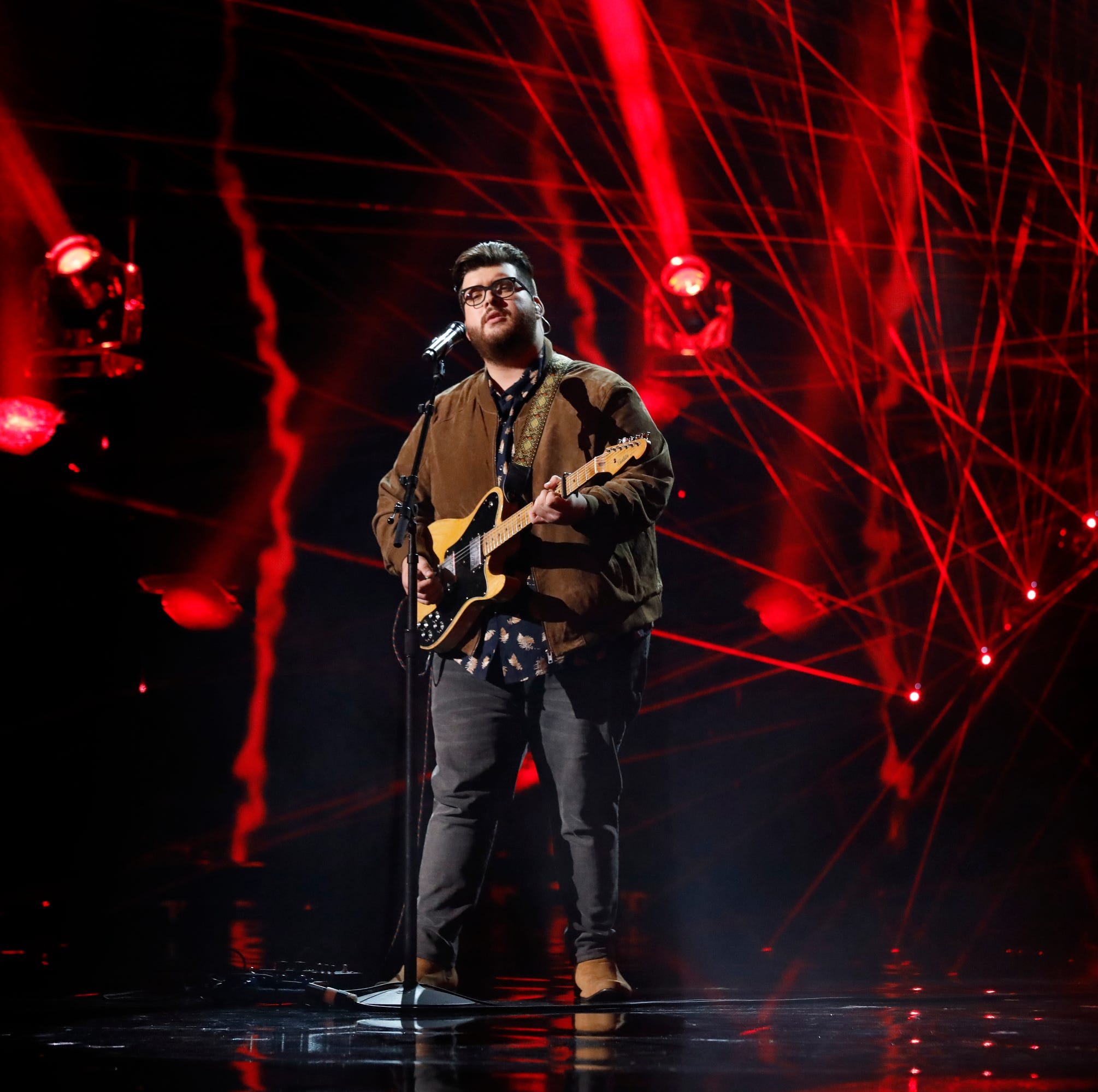 Noah Guthrie gets mixed reaction on 'America's Got Talent' semifinals