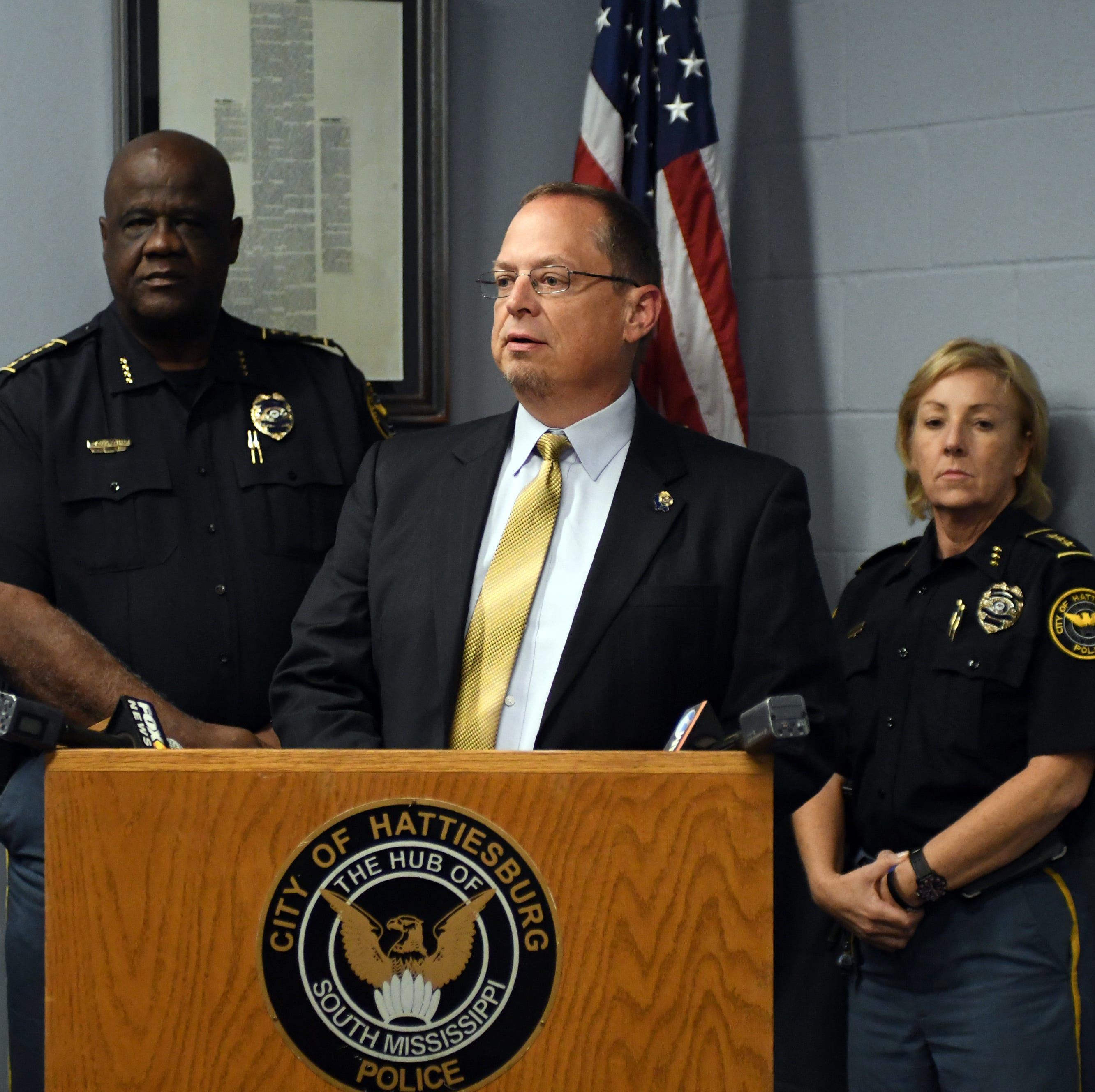 8 charged, 7 sought after long-term, multi-agency investigation in Hattiesburg