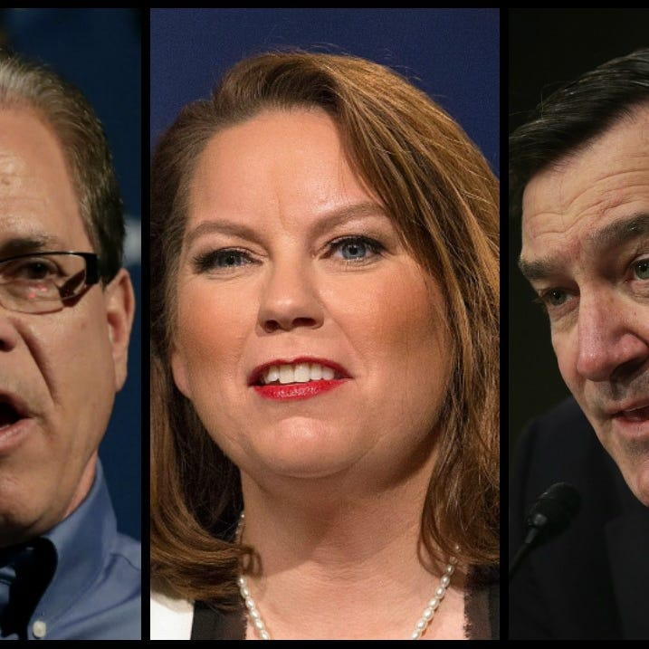 It's a toss-up: New poll shows race between Donnelly and Braun is really tight
