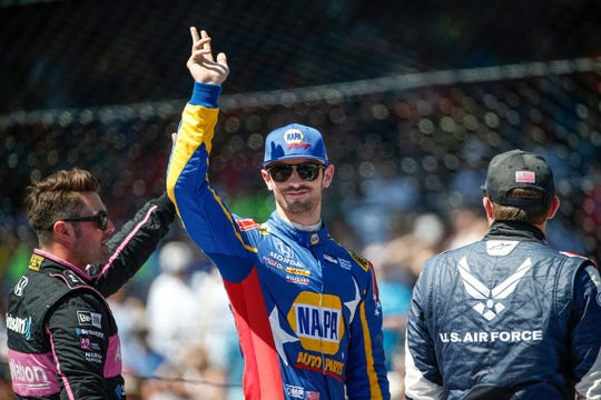 Can Alexander Rossi cool off the Ice Man?