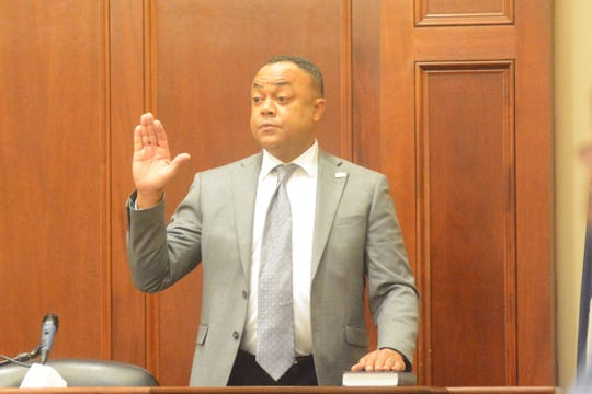 In an unexpected turn of events, Hinds County District Attorney Robert Shuler Smith took the stand in Rankin County Justice Court on Sept. 12, 2018.