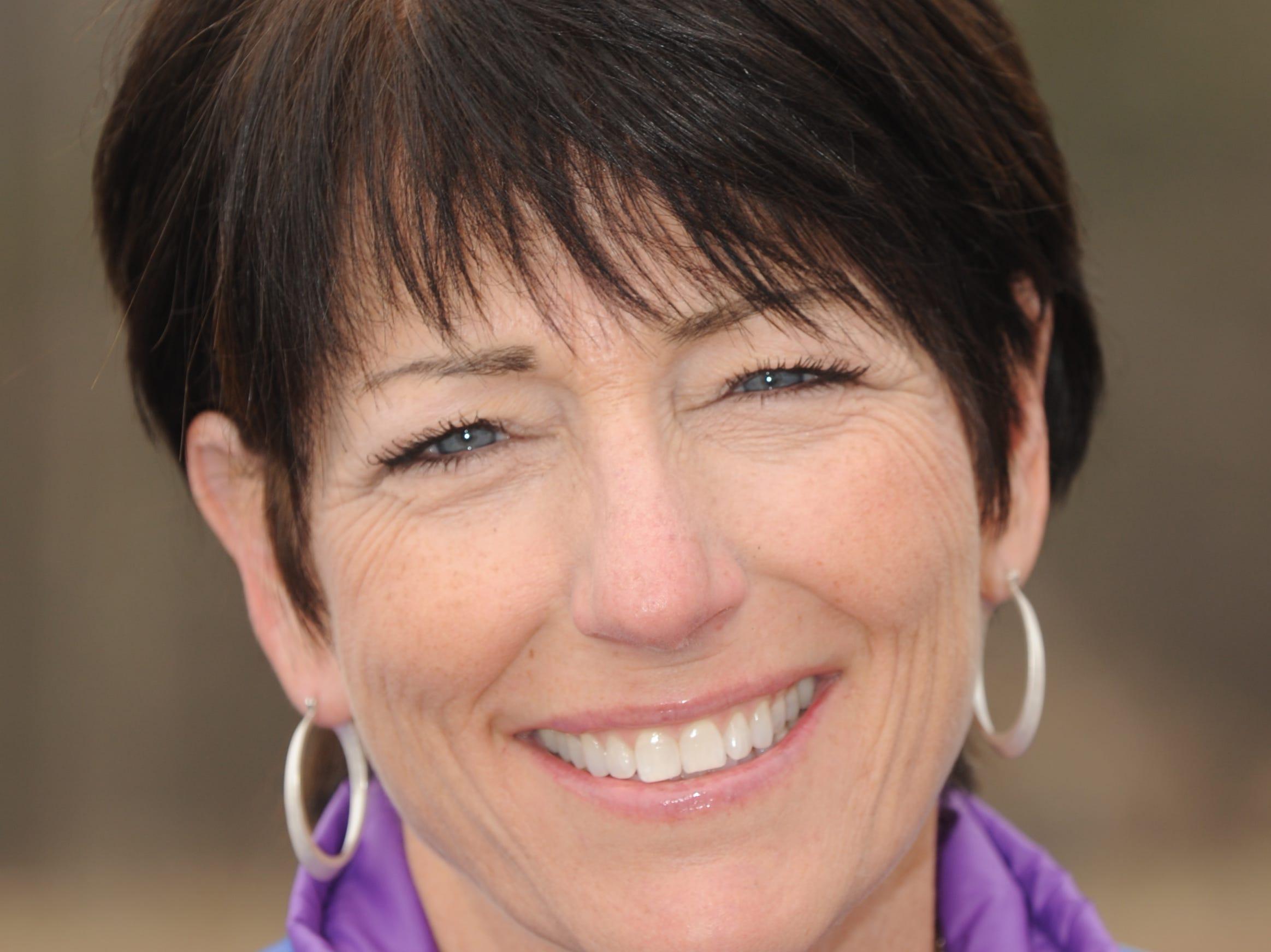 Carol Evans, Legacy Parks Foundation executive director.