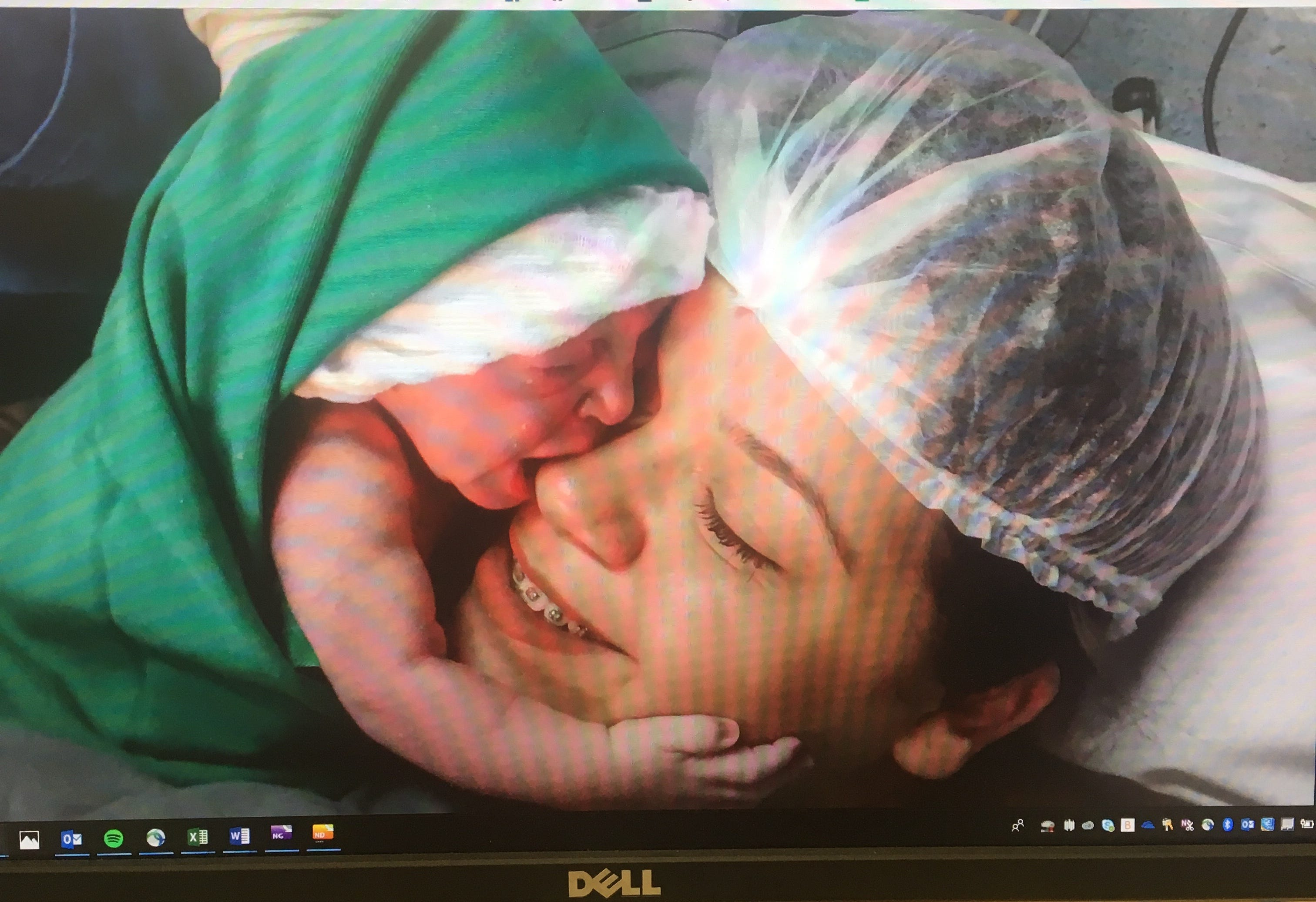 How not to deal with newborns: the post of this mother blew the network