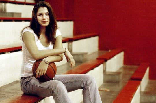Former UL women's basketball player Anna Petrakova helped to take the program to new heights.