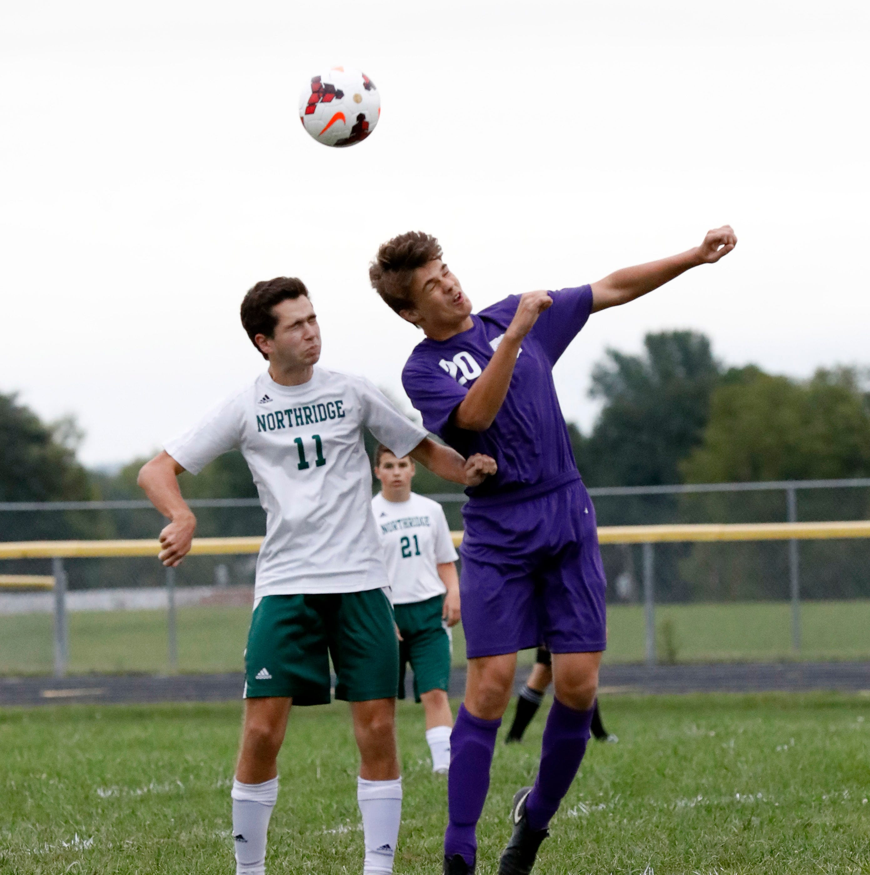 Soccer brings a new level of excitement at Millersport