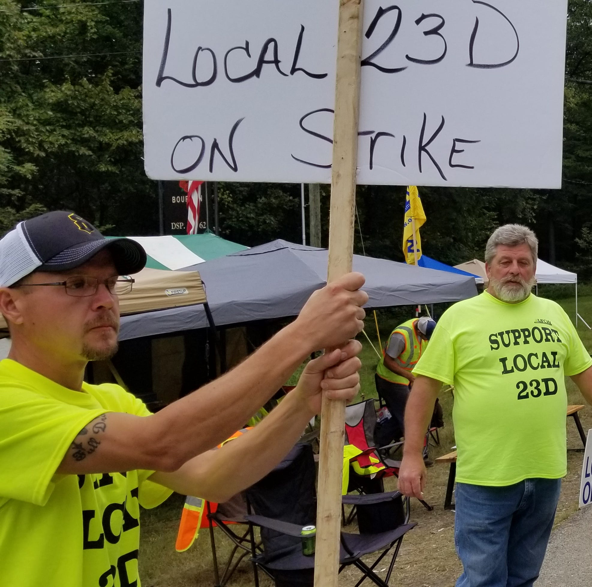 Here's why the workers' strike at Four Roses has bigger implications