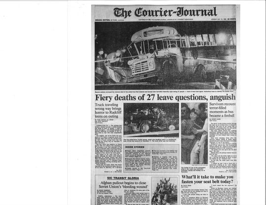Carroll  County bus crash
