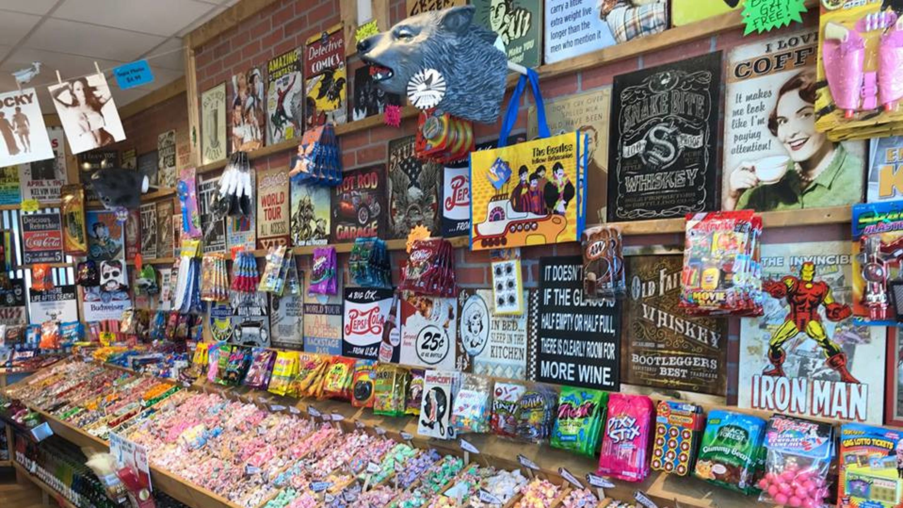 Rocket Fizz Soda Candy Shop To Open At Eastwood Towne Center