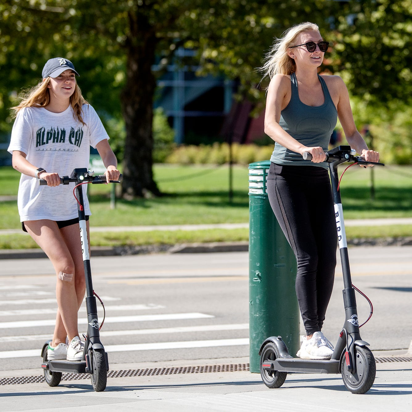 Why haven't e-scooters returned to the Lansing area? It might be MSU's pursuit of exclusive deal