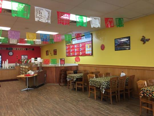 Tacos Monterrey opened this week in downtown Lansing.