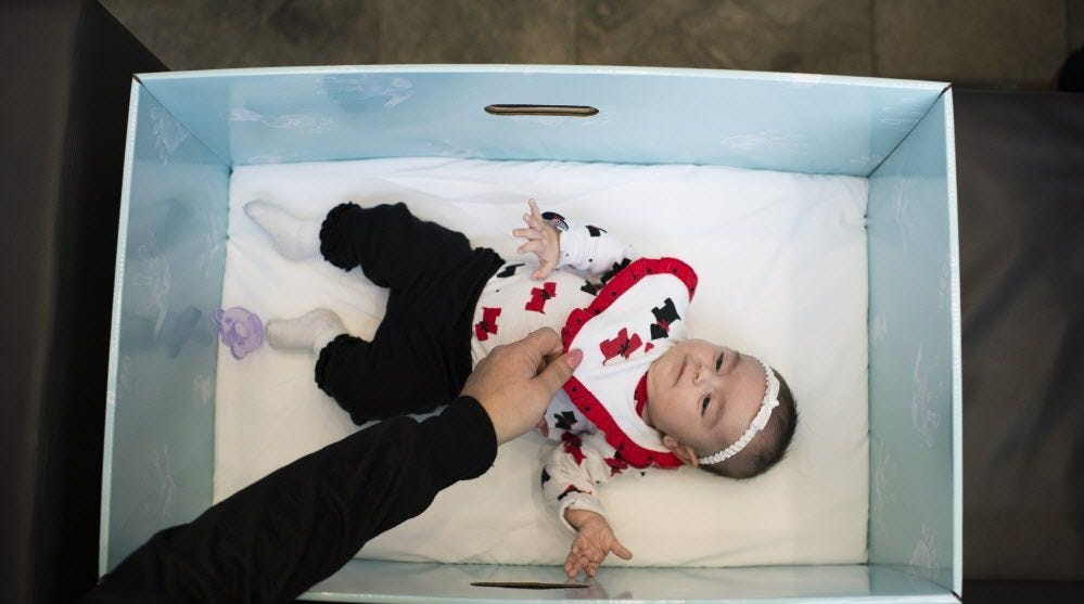 Putnam: How Lansing volunteers took a low-cost idea from Finland to save babies in Haiti
