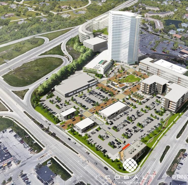 It would be the only apartment tower in Milwaukee's North Shore area. And that's what's driving the opposition.