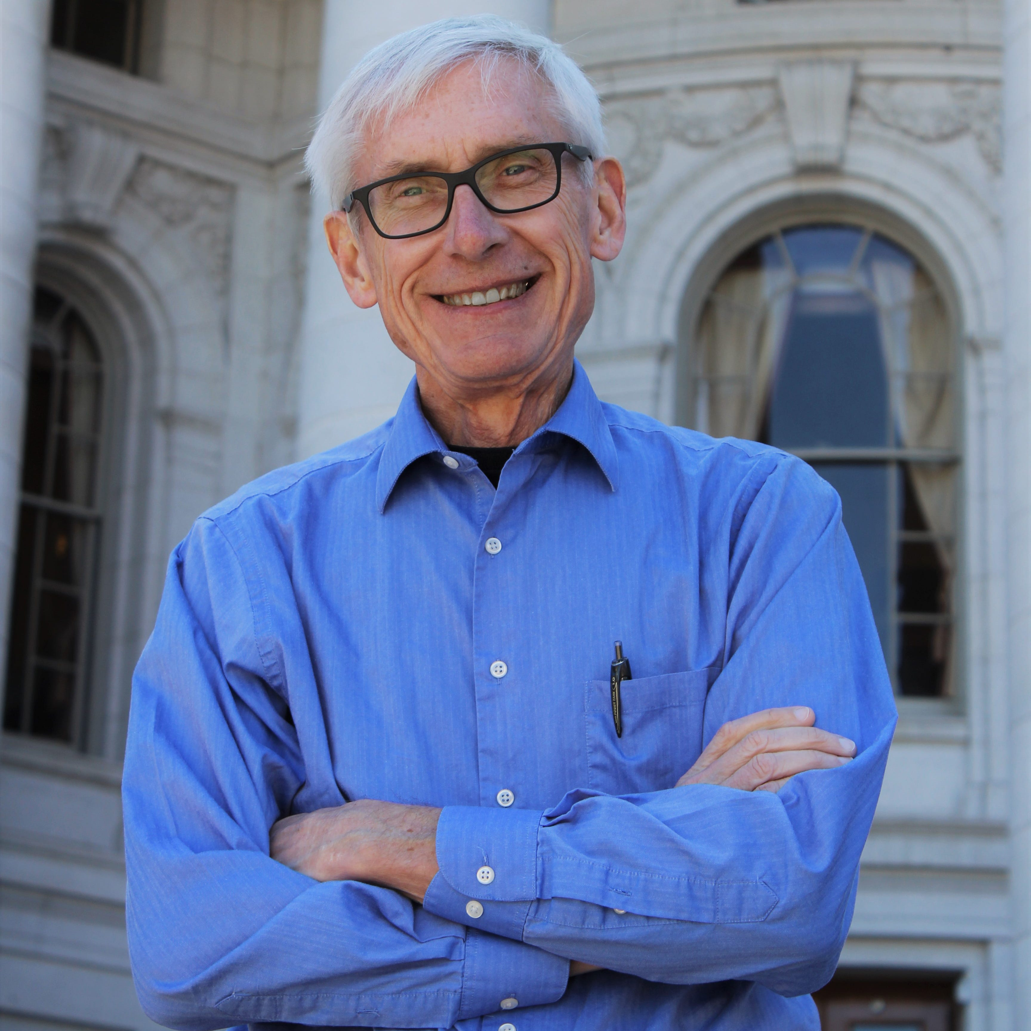 Tony Evers submitted budget request with plagiarized sections, raising new issue in governor's race