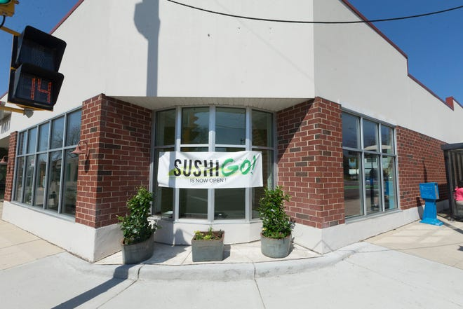 Sushi Go! announced on its Facebook page Wednesday afternoon that it would be closing its brick-and-mortar restaurant in Bay View effective immediately.