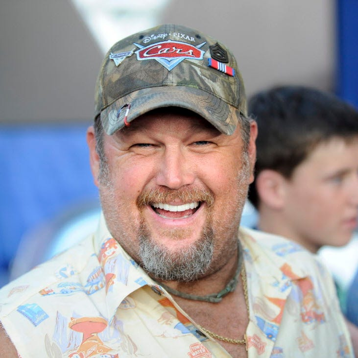 Montana State Fair lineup gets comedic with Larry the Cable Guy