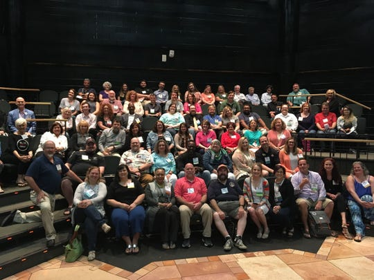 Alabama Conference of Theatre's Fall Summit took place at the Alabama Shakespeare Festival on Saturday, August 18.