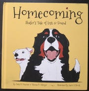 """""""Homecoming: Shafer's Tale of Lost & Found"""" by Theresa D. Tillinger"""